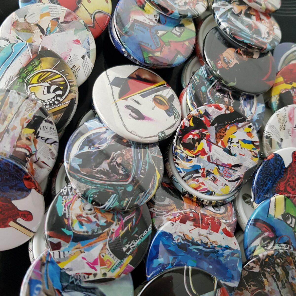 buttons- vincent schiphorst
