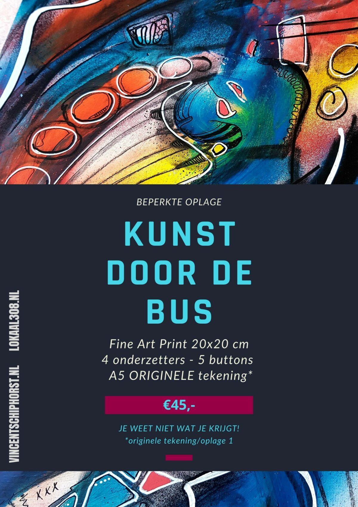 Kunst In De Bus - Vincent Schiphorst