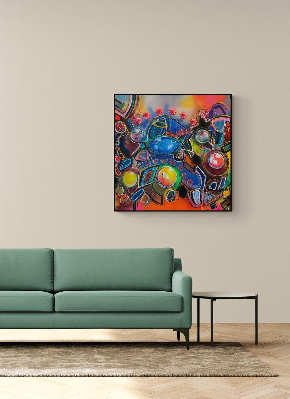 Colours Fly - Jogchum Veenstra